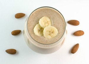 bananaalmond-smoothie